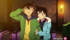 Ran and Shinichi episode One