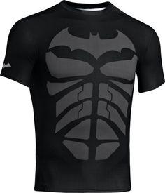 The #DarkKnight Under Armour Men's Alter Ego Compression Tee #BatmanvSuperman https://www.thegraphicedge.com/catalog/under-armour-men-s-alter-ego-compression-tee