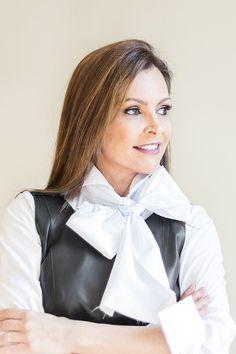 Patricia Motta na revista Brazilian Leather