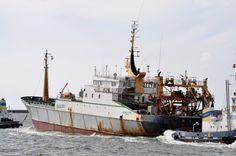 Na ruim 33 jaar Op 30 mei 2015 IJmuiden voor goed verlaten,  vertrokken naar Spanje om daar verbouwd te worden http://koopvaardij.blogspot.nl/2015/05/na-ruim-33-jaar.html