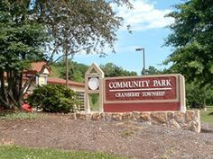 Community Park and Kids Castle Playground Grad Pics, Grad Pictures, Cranberry Township, Kids Castle, Parks And Recreation, Pittsburgh, Playground, Entrance, Places To Go