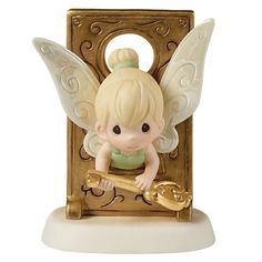 Tinker Bell Figure by Precious Moments | Disney Store
