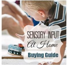 OT Resource of the Week: Best Buys For Sensory Processing Therapy at Home- pinned by @PediaStaff – Please Visit ht.ly/63sNtfor all our pediatric therapy pins