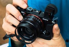 Sony RX1R II: 42.4MP Full Frame and the World's First Optical Variable Low-Pass Filter
