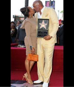 oh yeah , And Steve. Black Celebrities, Black Love, Black Couples, Orange Outfit, Marjorie Harvey, Celebrity Families, Well Dressed Men, Celebrity Couples, Instagram Fashion