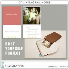 Instagram Photo Journals
