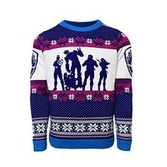 Shop a great selection of Official Guardians The Galaxy Christmas Jumper/Ugly Sweater. Find new offer and Similar products for Official Guardians The Galaxy Christmas Jumper/Ugly Sweater. Harry Potter Christmas Sweater, Ugly Christmas Sweater, Holiday Sweaters, Best Christmas Jumpers, Christmas Gifts, Captain America, Iron Man, Deadpool, Vestidos