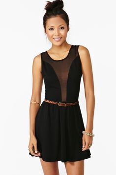 Lulu Dress in Black