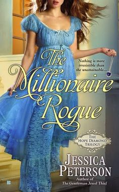 190. The Millionaire Rogue by Jessica Peterson - 4 stars. Review: http://eaterofbooks.blogspot.com/2014/11/review-millionaire-rogue-by-jessica.html