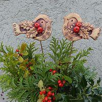 Christmas Crafts, Christmas Ornaments, Clay Crafts, Ceramics, Holiday Decor, Fairies, Advent, Handmade, Crafting