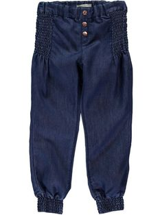 KIDS NITRONJA LOOSE FIT JEANS, Dark Denim