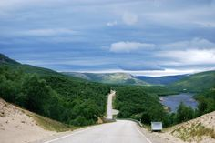 Karigasniemi_matka - Virve Friman-Tiihonen - Picasa-verkkoalbumit Roads, Finland, Places To Go, Mountains, Landscape, Nature, Travel, Picasa, Naturaleza