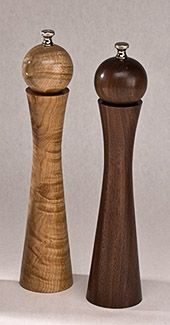 Handcrafted Wood Turnings by Andy Johnson-Laird