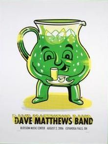 Dave Matthews Band Date: 8/2/2006 Venue: Blossom Music Center City: Cuyahoga Falls State: OH