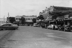 Campo Grande, Centro da cidade em 1958 (Foto: Divulgação/ IBGE)Campo Grande foi área de engenhos de açúcar e cresceu no entorno da Igreja de Nossa Senhora do Desterro, pois moradores buscavam água potável em um poço localizado próximo da construção.