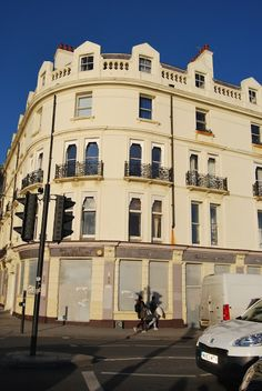 APPEAL - 13 days left to Bring an Abandoned Listed Building on the Seafront Back to Life #Brighton #Hove #seafront #EastStreet #crowdfunding #sussex #gradeII #listedbuilding #architecture #seaside