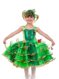 toddler girl Christmas tree costume Christmas pageant green party dress Christmas pageant costume kid costume children  sc 1 st  Pinterest & toddler Christmas tree costume Christmas pageant tutu dress ...