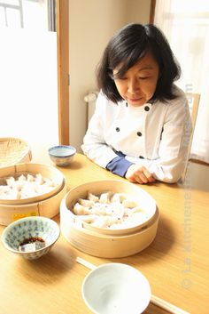 Raviolis aux crevettes à la vapeur (Ha Kao) 蒸虾饺 - La kitchenette de Miss Tâm