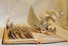 There is no frigate like a book To take us Lands away...... (poem by Emily Dickinson)