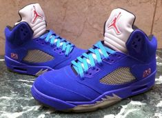a3c08a437ffe8a 2018 New Arrival Air Jordan V Chris Paul by Mr. Exclusive Customs Jordan V