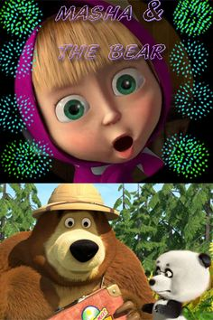 Jack is Writing: Donwload Masha And The Bear HD wallpaper Android