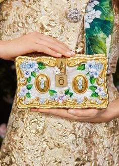 Discover the new Dolce & Gabbana Women's Ortensia Collection for Fall Winter 2017-18 and get inspired.