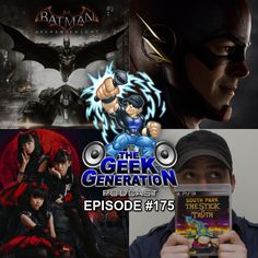 Episode 175 - Rob and Volpe talk about Batman: Arkham Knight, South Park: The Stick of Truth, WWE Network, Babymetal, and some new Ben  Jerry's flavors. #podcast #Babymetal
