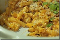 Gluten Free Chipotle Chicken Mac and Cheese! Take this recipe to the next level by using PERDUE® SIMPLY SMART® Breaded Chicken Breast Tenders, Gluten Free, it will shave tons of prep time!