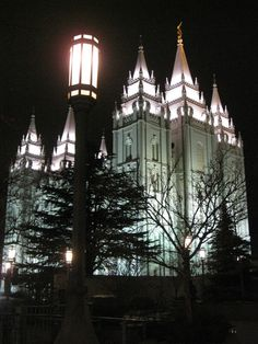 Salt Lake City, LDS Temple.I want to go see this place one day.Please check out my website thanks. www.photopix.co.nz