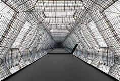 """OLAFUR ELIASSON, MIKROSKOP 2010: from his """"inner city out"""" exhibition in berlin."""