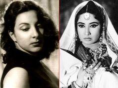 Lata Mangeshkar talks of her favorite, Nargis and Meena Kumari!