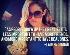 True Friends -Lauren Conrad