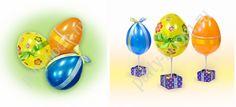 Воздушный пасхальный декор - Уроки мастерства - интернет-магазин «Патибум»