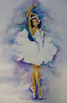 Isabel Civit Watercolor