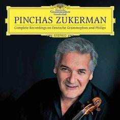 Pinchas Zukerman - Zukerman: Complete Recordings On Deutsche Grammophon And Philips