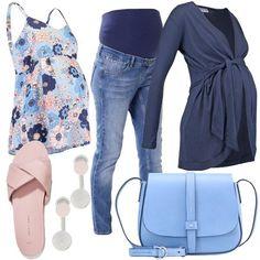 Bella sempre  outfit donna Basic per tutti i giorni  d2e649fb6c1