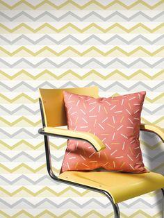 Hills / non-woven wallpaper / lavmi