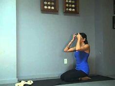 Gwen Lawrence Yoga - Yoga for Plantar Fasciitis - YouTube