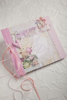 Christening girl's guest book #ευχολόγια #βάπτισης #βιβλία #ευχών #christening #guestbooks Books For Boys, Vintage Crafts, Christening, Albums, Boy Or Girl, Scrapbook, Scrapbooks, Scrapbooking