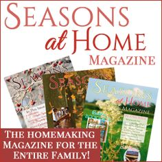 Seasons at Home Magazine is coming to mailboxes once again! If you have gotten their magazines in the past, you know Seasons at Home magazine ministers not only to homemakers, but to the heart of… Parenting Style Quiz, Grace Based Parenting, Parenting Styles, Foster Parenting, S Spa, Keep It Simple, House And Home Magazine, Father And Son, Homemaking