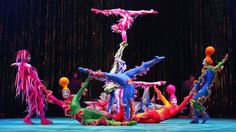 Cirque du Soleil pide ayuda a los fanáticos de Soda Stereo - Infobae