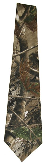 Realtree tie, just for Matt :)    --Ended up ordering the tie and vest for Matt's tux