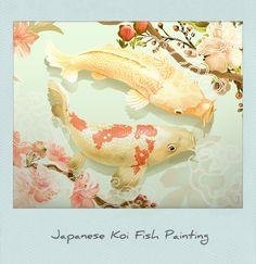 InstaLab - The Instant Photo Editor App Photo Editor App, Japanese Koi, Fish Drawings, Drawing S, Polaroid, Dinosaur Stuffed Animal, Cool Stuff, Illustration, Painting