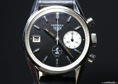 "Heuer Carrera 45 Dato 3147 ""Cobra Shelby"": http://www.watchonista.com/2914/watchonista-blog/news/tag-heuer-carrera-50-years-research-and-innovation-part-1"