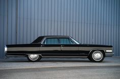 1966 Cadillac Fleetwood Sixty Special Brougham (68169-P) '10.1965–66