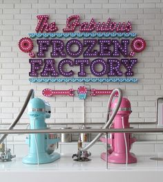 Frozen Factory | Picame - Daily dose of creativity