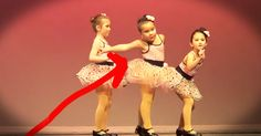 Johanna and her dance class were tapping their way to Aretha Franklin's 'RESPECT' when she just had to DANCE. And when you see this precious star-ni-the-making grooving along you can't help but giggle. Oh my gracious, I just love her and her proud papa, too!