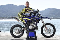 Sherco 300 2T OFFROAD Enduro Factory Matti Seistola race bike two-stroke