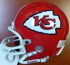 Derrick Thomas Autographed Kansas City Chiefs Mini Helmet PSA DNA  AB05614 77ef822b4