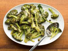 Get Melissa Darabian's Roasted Broccoli with Parmesan Recipe from Food Network